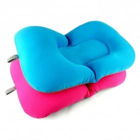 Bantal Dudukan Mandi Bayi - Blue - 7