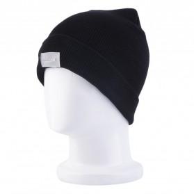 Faddare Topi Kupluk Khusus Camping dengan Lampu LED Beanie Hat - Black - 2