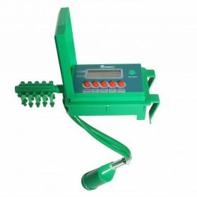 Timer Irigasi Air Tanaman Otomatis Micro Drip Home Watering Kits - Green - 4