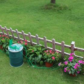Timer Irigasi Air Tanaman Otomatis Micro Drip Home Watering Kits - Green - 6