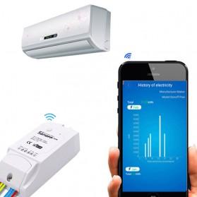 Sonoff Pow Wifi Smart Switch dengan Pengukur Konsumsi Daya - White - 2