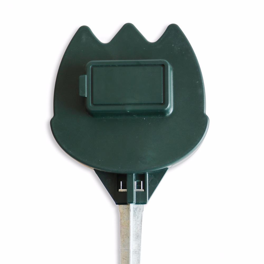 Aqualin Pengusir Hewan Liar Ultrasonic untuk Kebun Taman - Green - 3