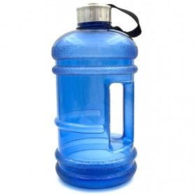 Botol Minum Gym Bentuk Galon 2.2 Liter - SX2017 - Blue