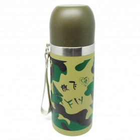 Botol Thermos Camouflage Stainless Steel 350ml - Camouflage