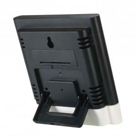Sinotimer Jam Alarm LED Weather Station Thermometer - CX-318 - White - 4