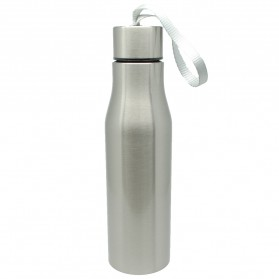 Botol Minum Hand Grenade Thermos Stainless Steel 500ml - Silver