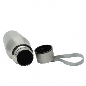 Botol Minum Hand Grenade Thermos Stainless Steel 500ml - Silver - 3