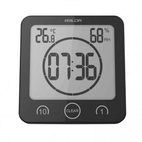 BALDR Jam Digital Countdown Timer Thermometer Hygrometer - Black - 2