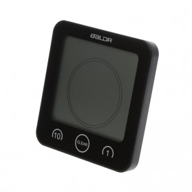 BALDR Jam Digital Countdown Timer Thermometer Hygrometer - Black - 7