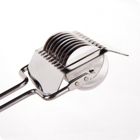 Alat Pemotong Bawang / Sayuran / Pasta Slicer - Silver