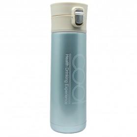 Botol Minum Sporty Stainless Steel 500ml - Blue