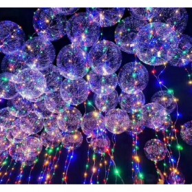 Balon Pesta Helium LED Luminious - Multi-Color