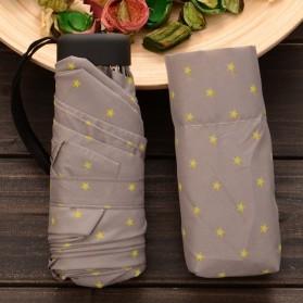 Payung Mini Pocket Umbrella - Brown