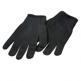 Sarung Tangan Anti Bacok Pisau Cut Resistant - FG2019 - Black