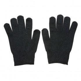 Sarung Tangan Anti Bacok Pisau Cut Resistant - FG2019 - Black - 4