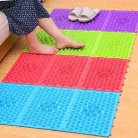 KURADI Karpet Pijat Kaki Keset Refleksi Foot Reflexion Massage Mat - BW3204087 - Multi-Color - 3