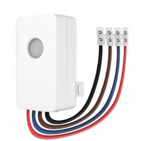 Broadlink Smart Home Automation WiFi Control Switch - SC1 - White - 3