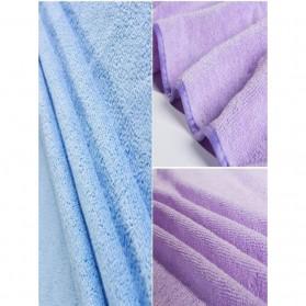 Handuk Pakaian Kimono Atasan Wanita 140x70cm - Blue - 5