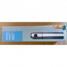 Botol Spray Pump Minyak Olive Oil Stainles Steel 135ml - 400135 - Silver - 7