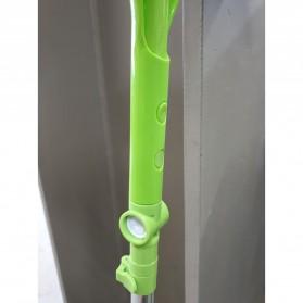 Wiper Telescopic Pembersih Kaca Gedung Rumah Cleaner Brush - Green - 3