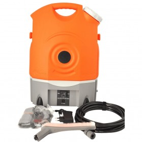 Mesin Steam Jet Cuci Motor Mobil Portable 60W 130PSI - GFS-C1 - Orange - 1