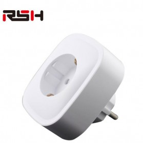 Stop Kontak WiFi Socket Smart Plug - White - 1