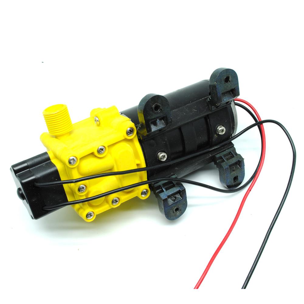Pompa Air Elektrik High Pressure 12V 80W - Black ...