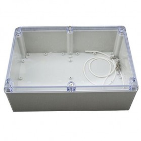 Vange Box Panel Listrik Waterproof 240 x 160 x 90 MM - VG-I01 - White - 2