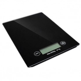 Timbangan Dapur Digital Kitchen Food Scale 5kg 1g - CK10A - Black