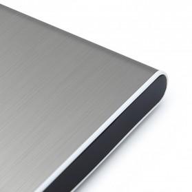Timbangan Digital Dapur Model Aluminium 5kg 1g - Black - 5