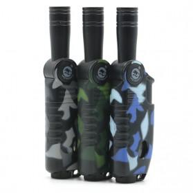 Taffware Korek Api Mancis Torch Jet Windproof BBQ Lighter - MH263 - Mix Color - 2