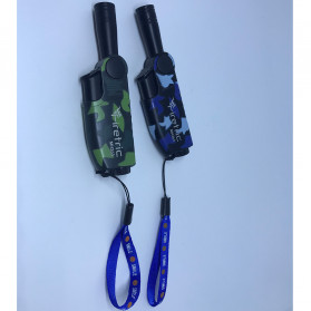 Firetric Korek Api Mancis Torch Jet Windproof BBQ Lighter - MH263 - Mix Color - 8