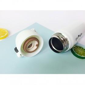 Botol Minum Thermos Stainless Steel Motif Kartun 450ml - Pink - 2