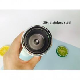 Botol Minum Thermos Stainless Steel Motif Kartun 450ml - Pink - 4
