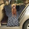 Cover Jok Mobil - Karpet Matras Cover Alas Duduk Anjing untuk Mobil - SUV - Black