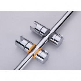 Clamp Holder Shower Mandi - SBA003A - Silver - 3