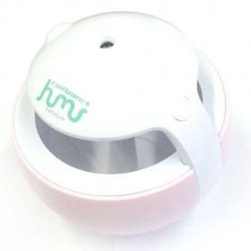 Taffware Air Humidifier Aromatherapy Oil Diffuser Night Light Elf 450ml - HUMI H009 - Pink - 2