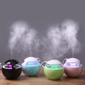 Taffware Air Humidifier Aromatherapy Oil Diffuser Night Light Elf 450ml - HUMI H009 - Pink - 3