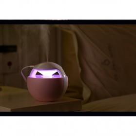 Taffware Air Humidifier Aromatherapy Oil Diffuser Night Light Elf 450ml - HUMI H009 - Pink - 5