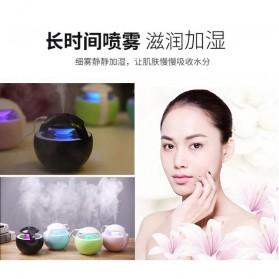 Taffware Air Humidifier Aromatherapy Oil Diffuser Night Light Elf 450ml - HUMI H009 - Pink - 8