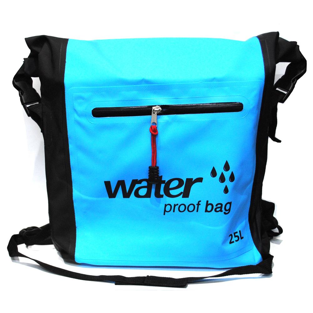 c218d0e10b91 ... Tas Ransel Bucket Dry Bag Waterproof 25L - OB-106 - Blue - 1 ...