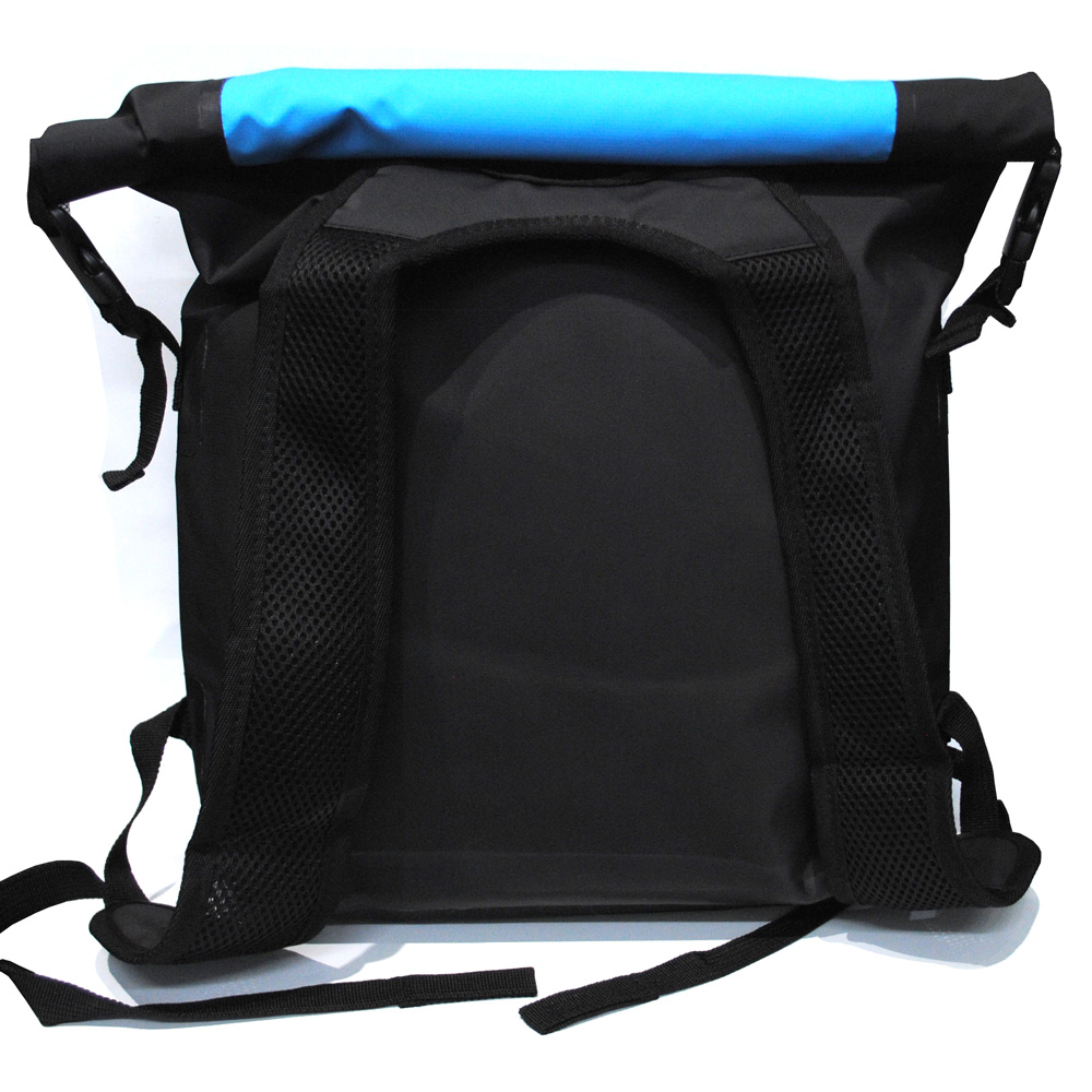 28c47de2d9ae ... Tas Ransel Bucket Dry Bag Waterproof 25L - OB-106 - Blue - 3 ...