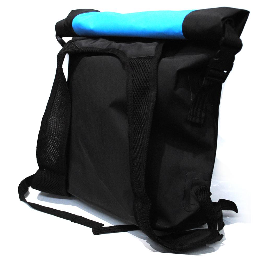 28eeabd901fe ... Tas Ransel Bucket Dry Bag Waterproof 25L - OB-106 - Blue - 4 ...