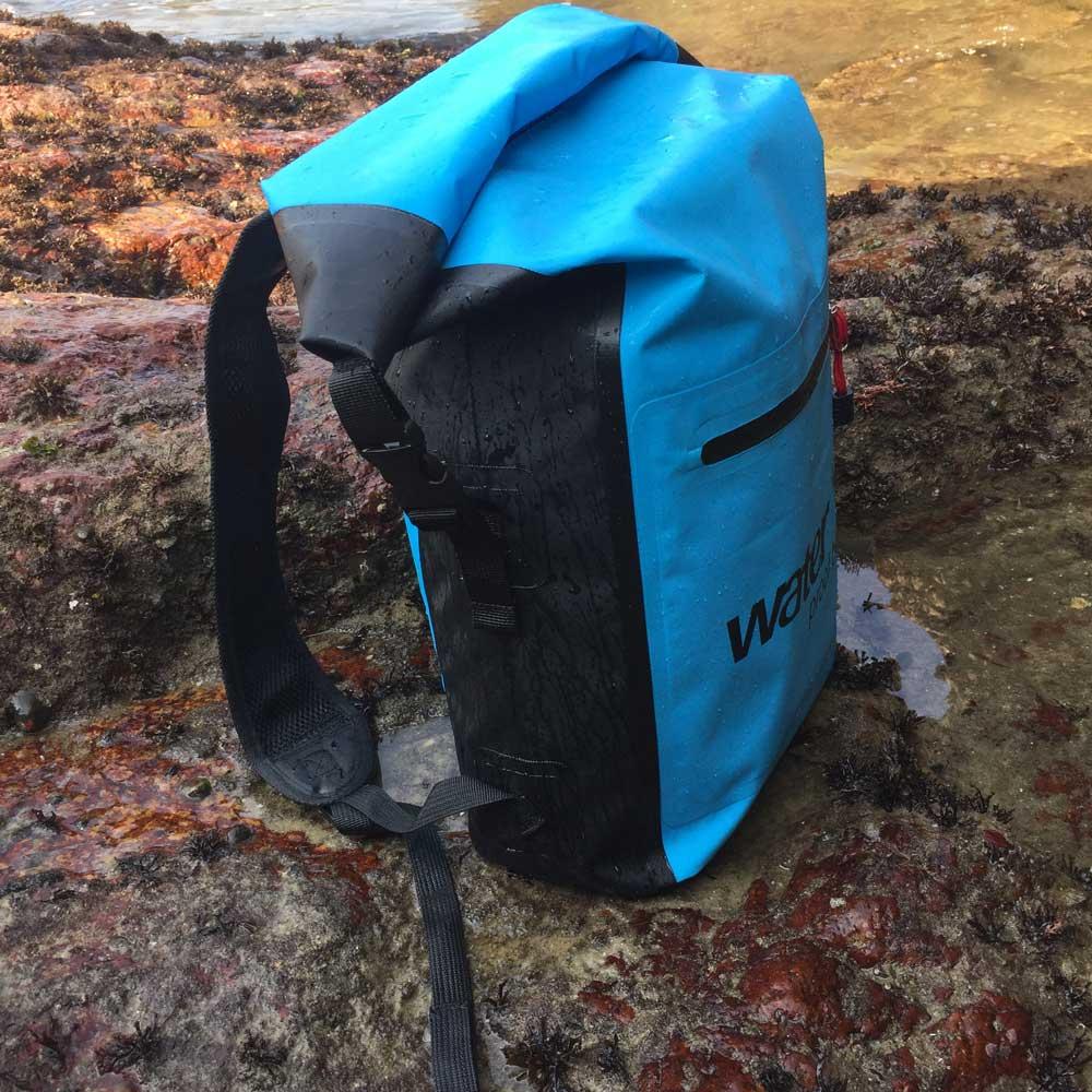 29952acbd614 Tas Ransel Bucket Dry Bag Waterproof 25L - OB-106 - Blue - 9 ...