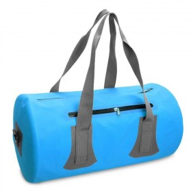 Tas Duffel Bucket Dry Bag Waterproof - OB-110 - Blue