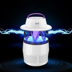 Ponchao Pembasmi Nyamuk UV LED 360 - PC-007 - White - 4