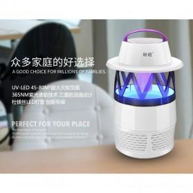 Ponchao Pembasmi Nyamuk UV LED 360 - PC-007 - White - 7