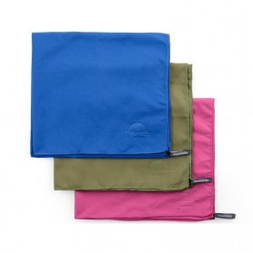 Naturehike Handuk QuickDry Size 80 x 40cm - NH15A003-P - Blue - 5