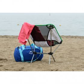 Naturehike Handuk QuickDry Size 80 x 40cm - NH15A003-P - Blue - 8