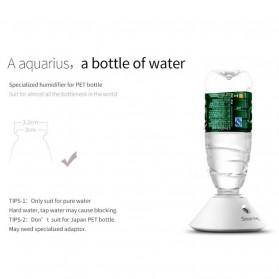 Smart Frog Humidifier dengan Slot Botol Mineral - Aquarius 1 - Black - 6